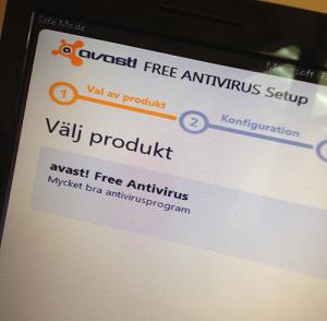 virusskydd rensning gratis