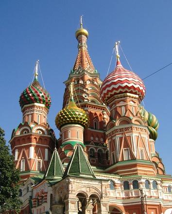 Moska och ryssland