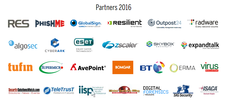 Partners IT security 2016