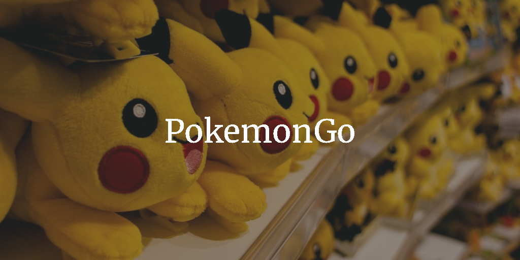 PokemonGo och datasäkerhet